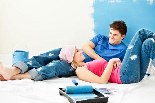 Come imbiancare casa e ottenere il miglior risultato?