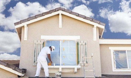 Come realizzare la tinteggiatura esterna nel modo migliore - Pittura esterna casa ...